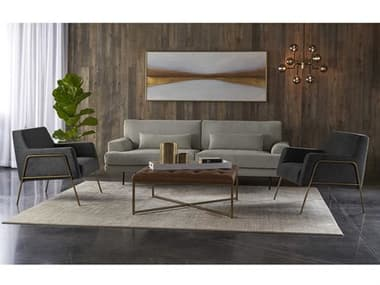 Sunpan Modern Home Mixt Living Room Set SPN105020SET