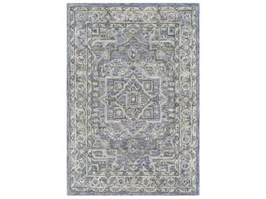 Surya Shelby Violet / Khaki Sage Charcoal Medium Gray Taupe Rectangular Area Rug SYSBY1003REC