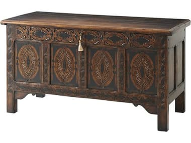 Theodore Alexander Oak Accent Chest TALAL64001
