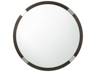 Theodore Alexander Ta Studio Beech Anise Finish / Brushed Nickel Wall Mirror TALTAS31005C077