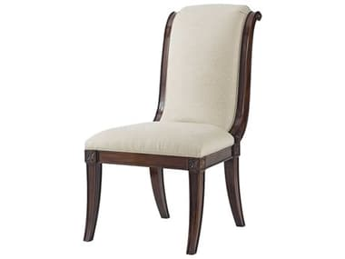 Theodore Alexander Mahogany Side Dining Chair TAL40007871AJK