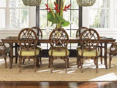 Tommy Bahama Bali Hai 72'' x 44'' Fisher Island Rectangular  Dining Table TO593876C