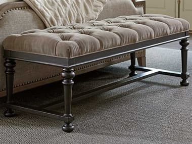 Tommy Bahama Cypress Point Bellport Tufted Bench (Custom Upholstery) TO177325