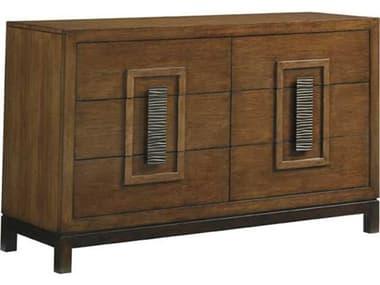 Tommy Bahama Island Fusion Tahara Six Drawer Sebana Double Dresser TO556222