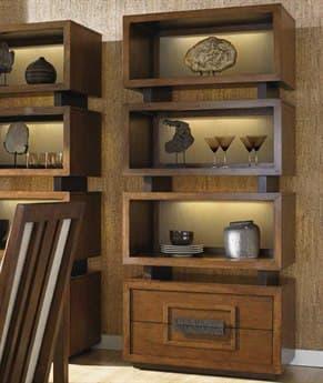 Tommy Bahama Island Fusion Tonga 40 x 19 Sebana Tiered Bookcase TO556990