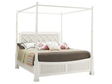 Tommy Bahama Ivory Key Southampton King Poster Bed TO010543174C