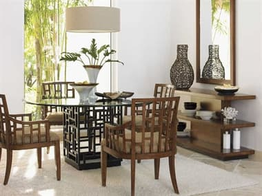 Tommy Bahama Ocean Club Dining Room Set TO01053687554CSET