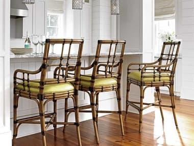 Tommy Bahama Twin Palms Bar Chair Set TOLANDSBARSET3