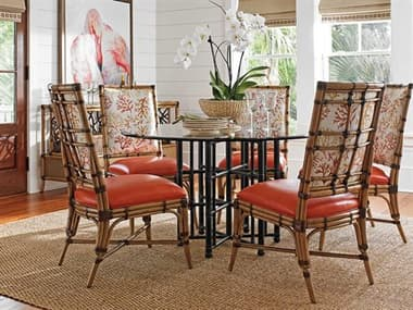 Tommy Bahama Twin Palms Dining Room Set TO01055887554CSET2