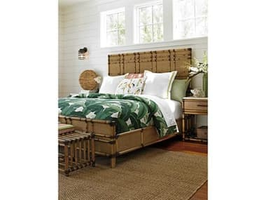 Tommy Bahama Twin Palms Panel Bed Bedroom Set TOTOTWINPBEDSET3