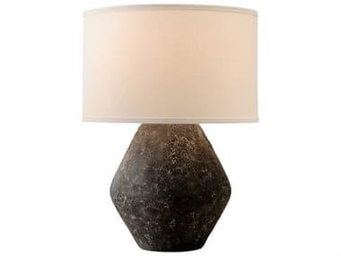 Troy Lighting Artifact Graystone 1-light Table Lamp TLPTL1006