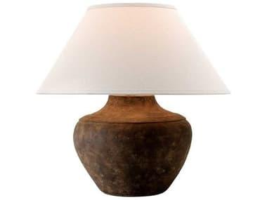 Troy Lighting Calabria Sienna 1-light Table Lamp TLPTL1010