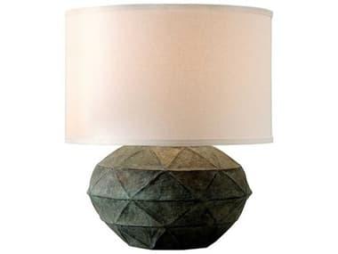 Troy Lighting Patina Verde 1-light Table Lamp TLPTL1012