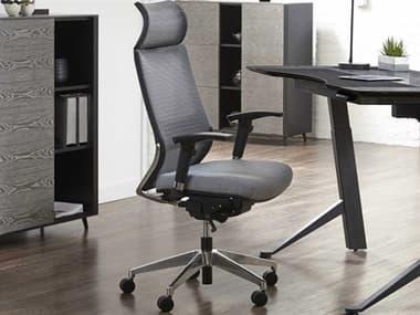 Unique Furniture Ceo Grey Computer Chair JE5400