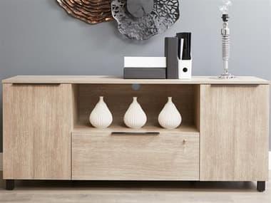 Unique Furniture Stavanger Grey Credenza JES2826GREY