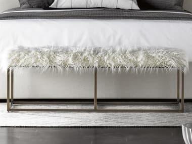 Universal Furniture Modern Bronze Accent Bench UF656B380