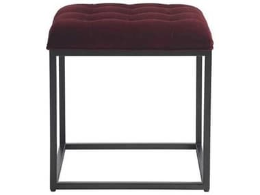Universal Furniture Bennett Sapphire Velvet Ottoman UF786544780
