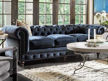 Universal Furniture Curated Berkeley Belgian Linen Sofa UF417501623