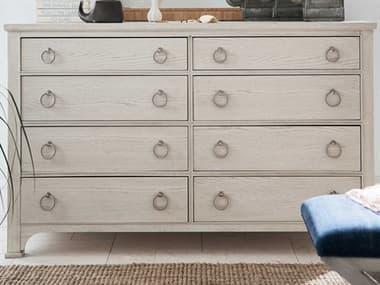 Universal Furniture Coastal Living Sandbar Eight-Drawers Double Dresser UF833040