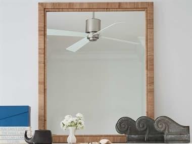 Universal Furniture Coastal Living Rattan Dresser Mirror UF83305M