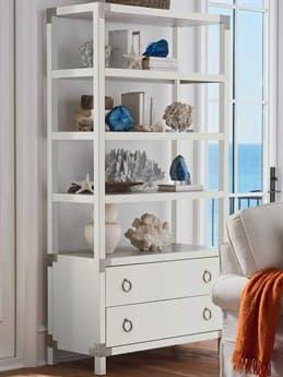 Universal Furniture Coastal Living Sailcloth Etagere UF833E850