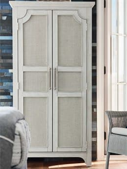 Universal Furniture Coastal Living Sandbar Wardrobe Armoire UF833160