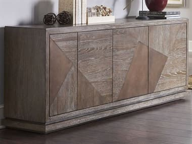 Universal Furniture Curated Charcoal TV Stand UF915F964