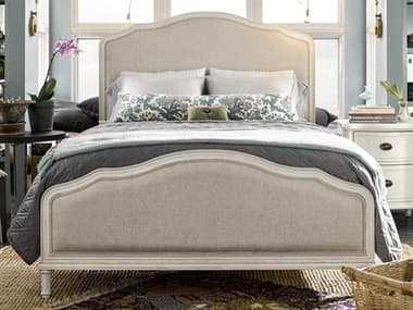 Universal Furniture Curated Cotton King Panel Bed UFWF987220B