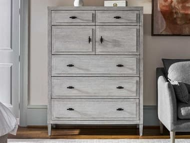 Universal Furniture Midtown Flannel Five-Drawer Chest of Drawers UF805150