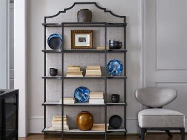 Universal Furniture Midtown Matte Black Etagere UF805850