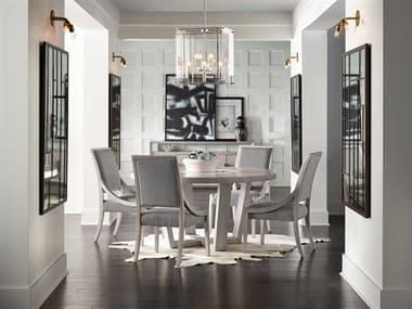 Universal Furniture Modern Siltstone Dining Room Set UFU042757SET