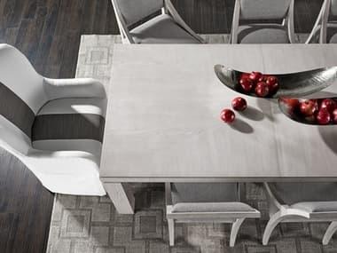 Universal Furniture Modern Siltstone Gray 82'' Wide Rectangular Dining Table UFU042753