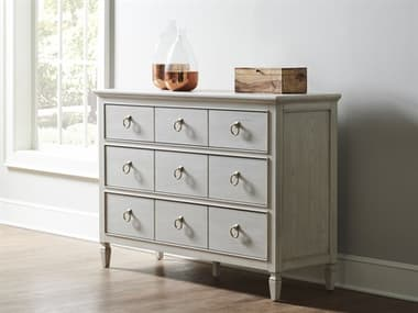 Universal Furniture Gray Three-Drawers Single Dresser UFU099F041