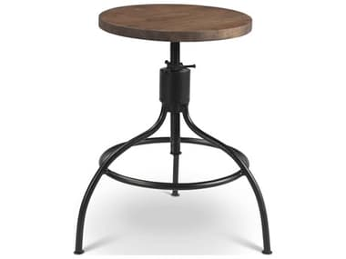 Urbia Vinegar Side Adjustable Counter Height Stool Dining Chair URBILREVSTLVN