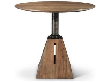 Urbia Vinegar 48'' Wide Round Dining Table URBILREVDT48