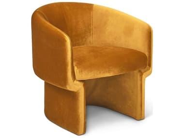 Urbia Jessie Mustard Accent Chair URBVSDJESCMUST