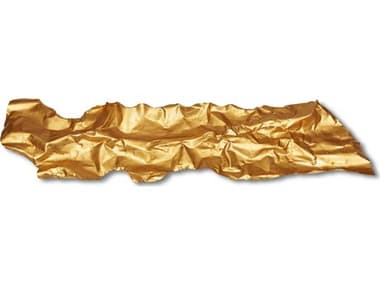 Urbia Gold Metal Wall Art URBTNSPDR973G