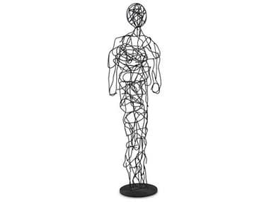 Urbia Mister Black Sculpture URBTNDR1420