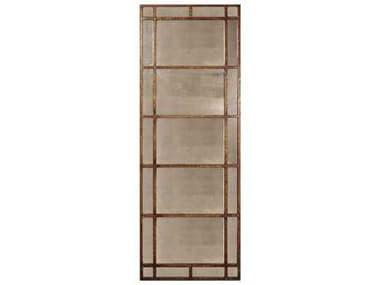 Uttermost Avidan 29 x 79 Rustic Bronze Floor Mirror UT13332P