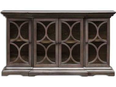 Uttermost Belino Wooden 4 Door Chest UT25629