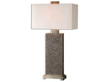 Uttermost Canfield Coffee Bronze Table Lamp UT269381