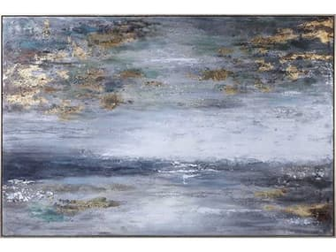 Uttermost Dawn To Dusk Canvas Wall Art UT31329
