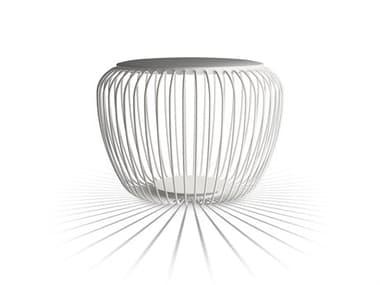 Vibia Meridiano Beige Grey 1-light LED Outdoor Floor Light VIB47110