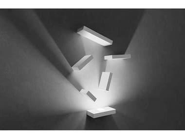Vibia Set White 1-light LED Wall Sconce VIB77513