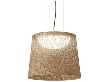Vibia Wind Brown L1 1-light LED Outdoor Hanging Light VIB407710