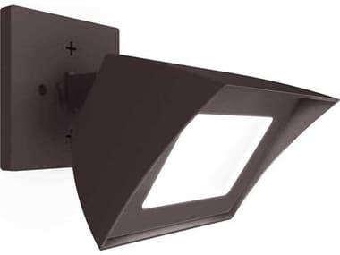 WAC Lighting Endurance Bronze 1-light 54W Glass LED Outdoor Wall Light WACWPLED35435ABZ