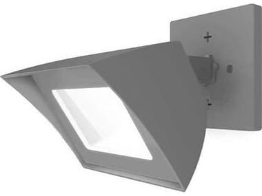 WAC Lighting Endurance Graphite 1-light 54W Glass LED Outdoor Wall Light WACWPLED35435AGH