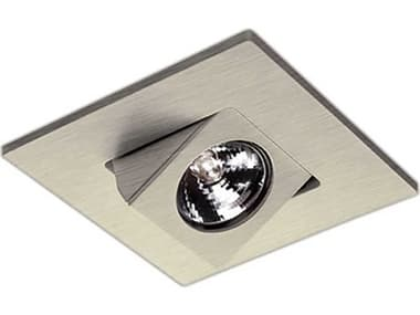 WAC Lighting Wac Brushed Nickel 5'' Wide Recessed Light WACHRD416BN