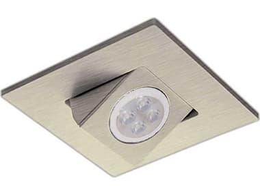 WAC Lighting Wac Brushed Nickel 1-light 5'' Wide LED Recessed Light WACHRD416LEDBN