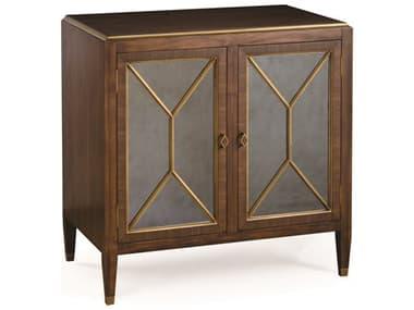 Wildwood Lamps Walnut / Antique Accent Cabinet WL490560